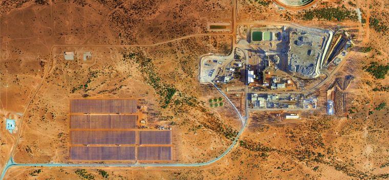 Largest Off Grid Solar Project Complete Juwi